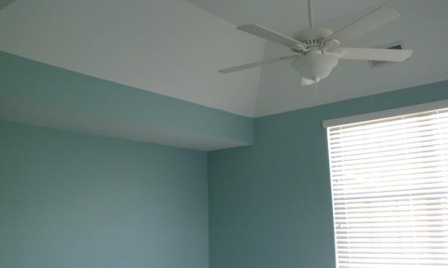 como pintar techos