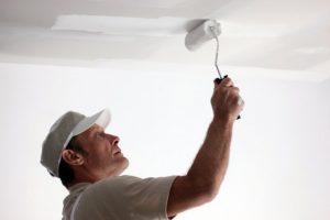 Cómo pintar el techo