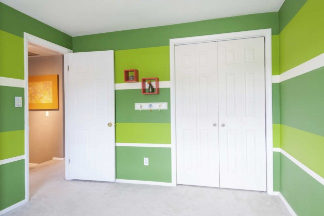 Cómo pintar habitación