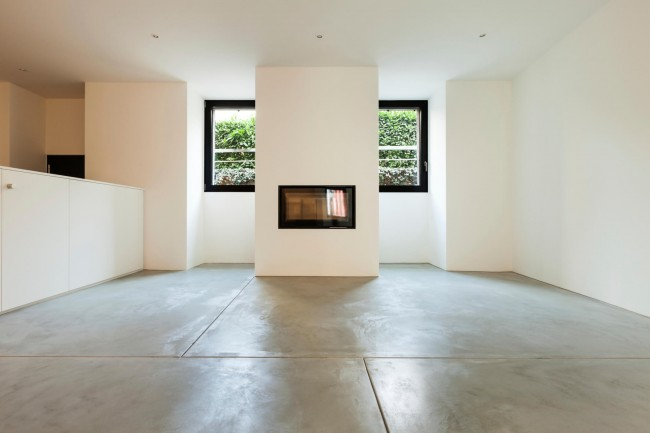 Cómo pintar pisos de cemento