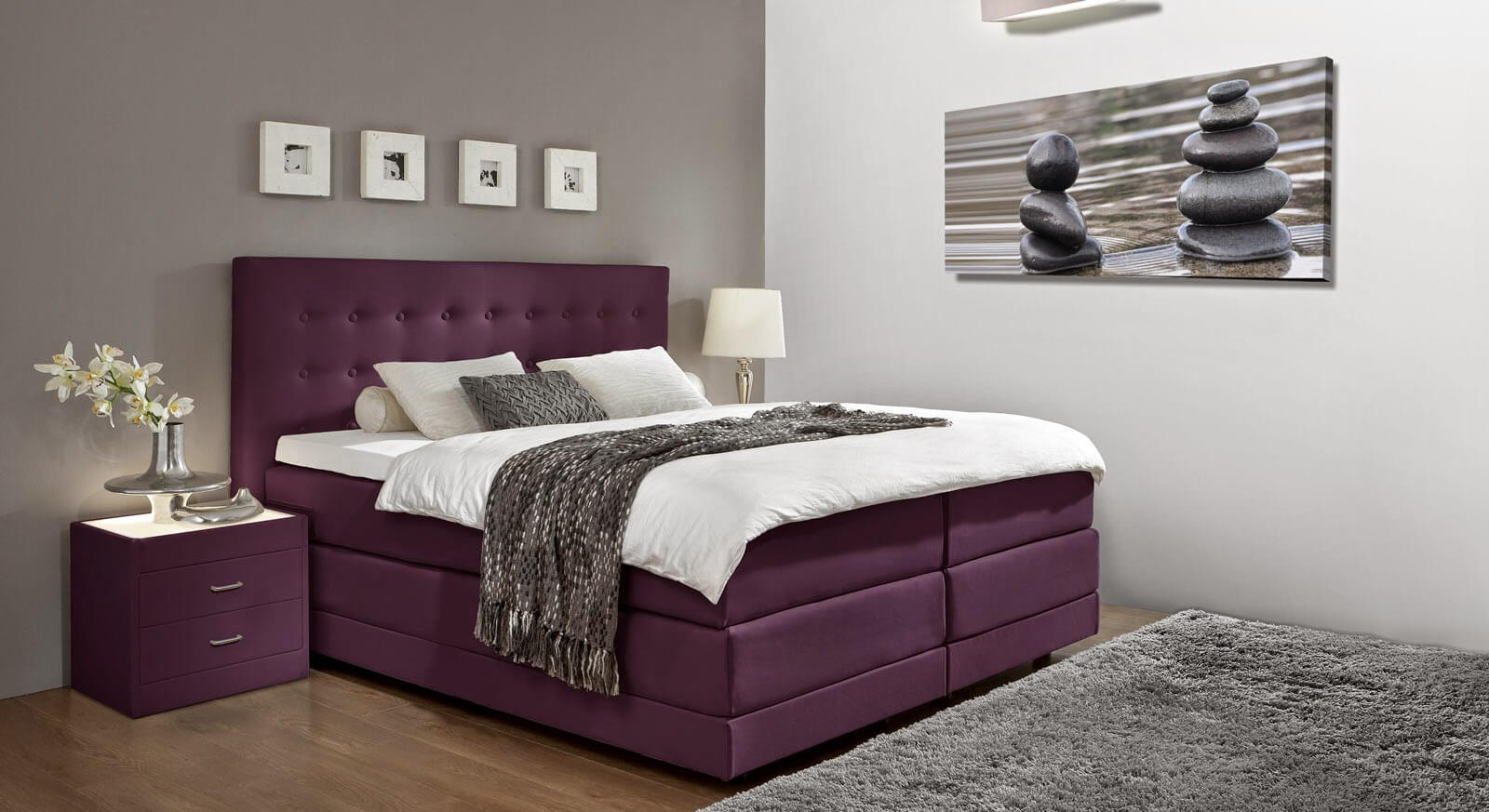 Purple And Black Bedroom Ideas C 243 Mo Pintar Rec 225 Maras Como Pintar Com
