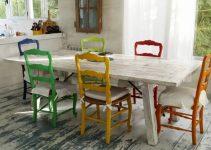 Cómo pintar sillas de madera