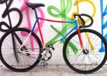Cómo pintar una bicicleta