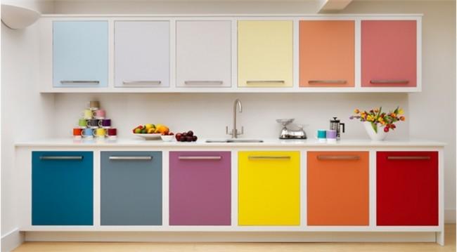 pintar muebles de cocina de formica