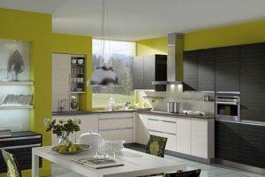 Cómo pintar la cocina