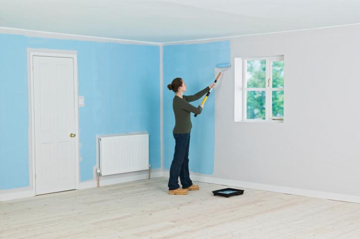 C mo pintar un dormitorio como - Pintar un dormitorio ...