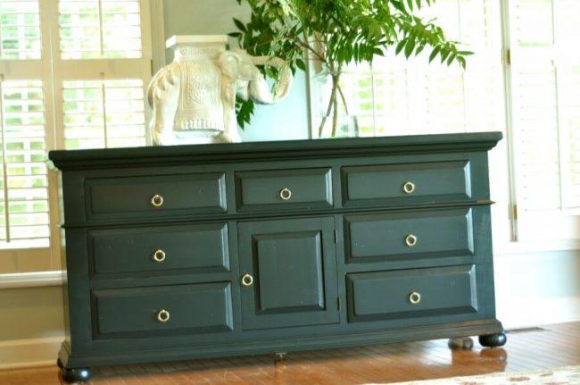 Cómo pintar un mueble