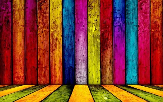 Cómo pintar en madera