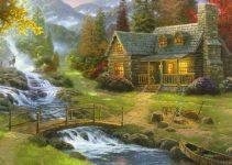 Cómo pintar paisajes