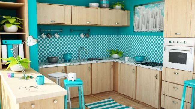 C mo pintar azulejos de cocina como - Como limpiar azulejos cocina ...
