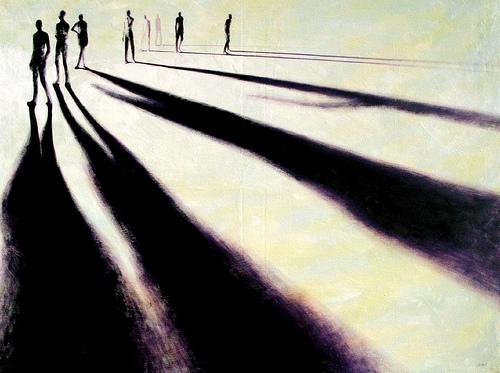 Cómo pintar sombras