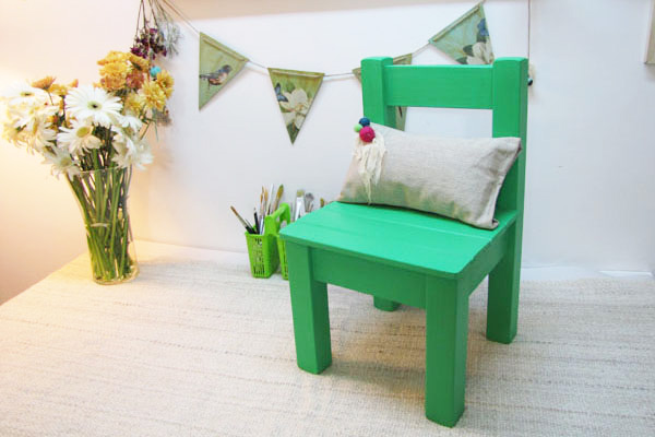 C mo pintar muebles como - Muebles pino para pintar ...