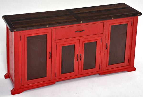 C mo pintar un mueble de madera como - Muebles en crudo para pintar ...
