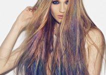 Cómo pintar el cabello de colores