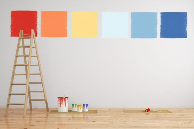 Cómo pintar mi casa