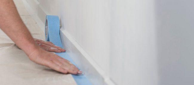Preparar superficies antes de pintar