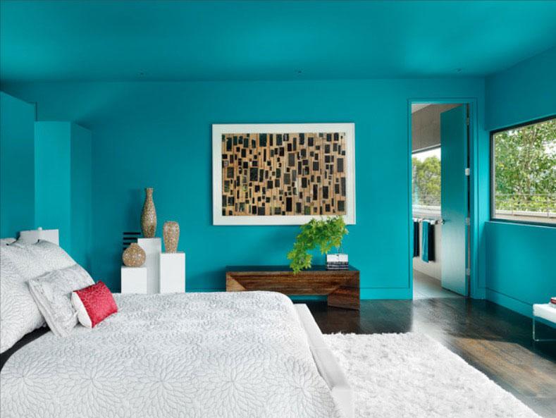 Cómo pintar un cuarto   Como-pintar.com